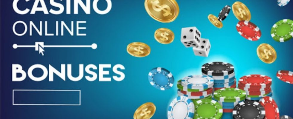 The Different Kinds of Bonuses Offered by Online Casinos